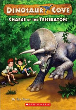 Charge of the Triceratops (Dinosaur Cove Series #2)