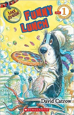 Funny Lunch (Max Spaniel Series #2)