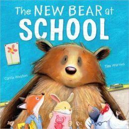 New Bear at School