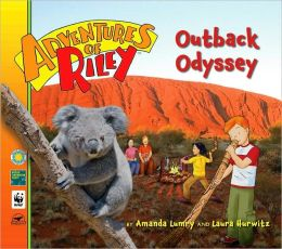 Outback Odyssey (Adventures of Riley Series)
