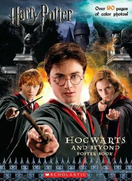 Harry Potter Poster Book: Hogwarts and Beyond