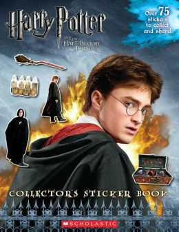 Harry Potter and the Half-Blood Prince: Collector's Sticker Book