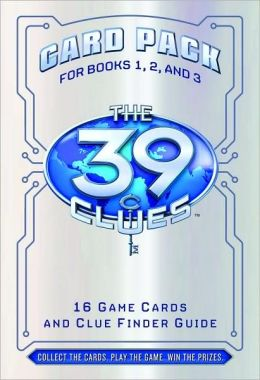 The 39 Clues: Card Pack 1
