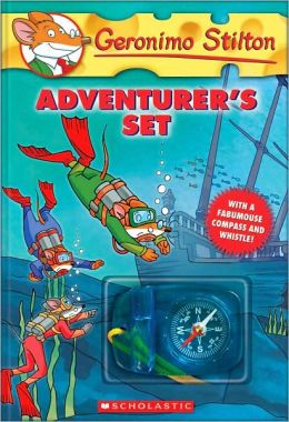 Geronimo Stilton Adventurer's Boxed Set
