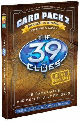 The 39 Clues: Card Pack 2: Branch vs. Branch