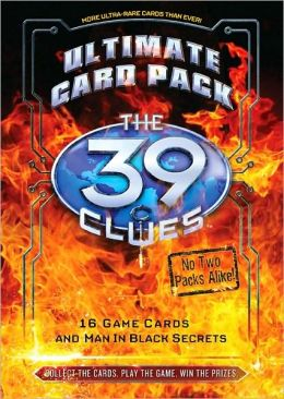 The 39 Clues: Card Pack 4: The Ultimate Card Pack