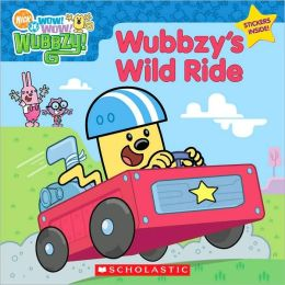 Wubbzy's Wild Ride (Wow! Wow! Wubbzy! Series)