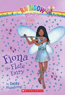 Fiona the Flute Fairy (Music Fairies Series #3)