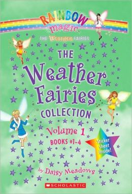 Weather Fairies Collection, Volume 1: Books 1-4 (Weather Fairies Series)