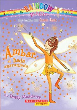Ambar el hada naranja (Amber the Orange Fairy)