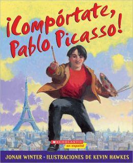 ¡Compórtate, Pablo Picasso!