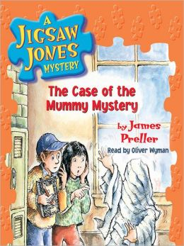 Mummy Mystery: Jigsaw Jones Series, Book 6