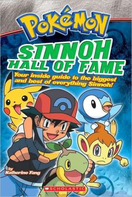 Sinnoh Hall of Fame Handbook (Pokemon Series)