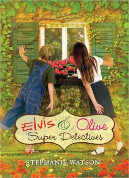 Elvis and Olive: Super Detectives