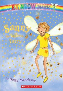 Azafran, el hada amarilla (Sunny the Yellow Fairy)