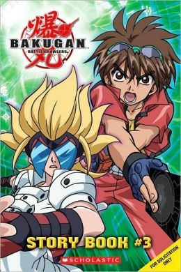 Marucho's Challenge (Bakugan Battle Brawlers Series)