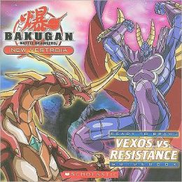Vexos vs. Resistance (Bakugan Battle Brawlers Series)