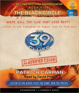 The Black Circle (The 39 Clues Series #5)