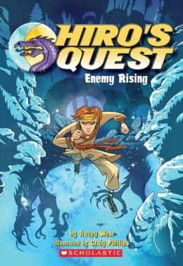 Enemy Rising (Hiro's Quest Series #1)