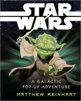 A Galactic Pop-Up Adventure