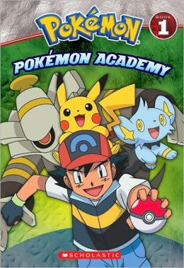 Pokemon Academy (Diamond and Pearl Chapter Book Series #1)