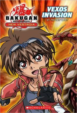 Vexos Invasion (Bakugan Series #6)