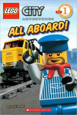 City Adventures #4: All Aboard! (City Adventures Series #4)