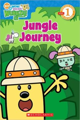Jungle Journey (Wow! Wow! Wubbzy! Series)