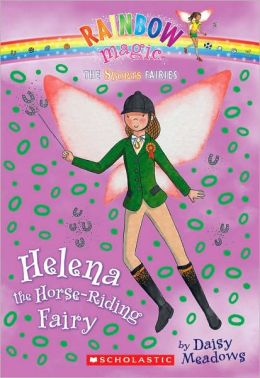 Helena the Horse-Riding Fairy (Sports Fairies Series #1)