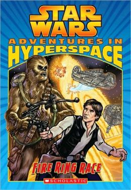 Star Wars Adventures in Hyperspace #1: Fire Ring Race