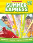 Book Cover Image. Title: Summer Express 4-5, Author: Scholastic
