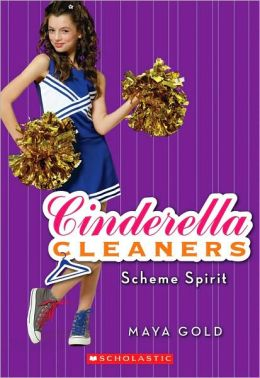 Scheme Spirit (Cinderella Cleaners Series #5)