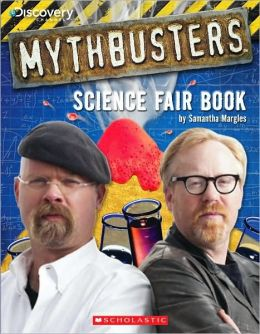Mythbusters - Science Fair Book