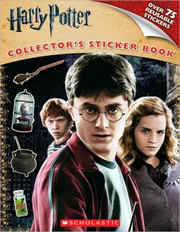 Harry Potter 7 Sticker Book