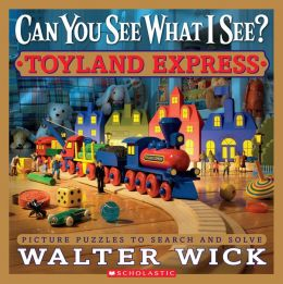 Toyland Express (Can You See What I See? Series)