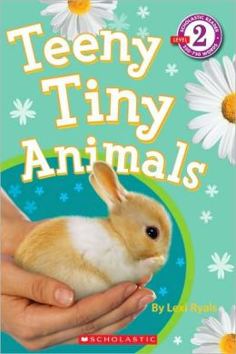 Teeny Tiny Animals