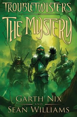 The Mystery (Troubletwisters Series #3)