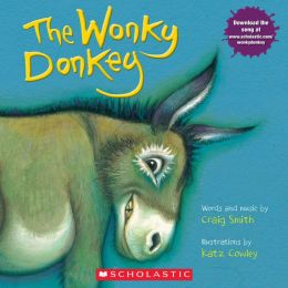 BOOK | The Wonky Donkey