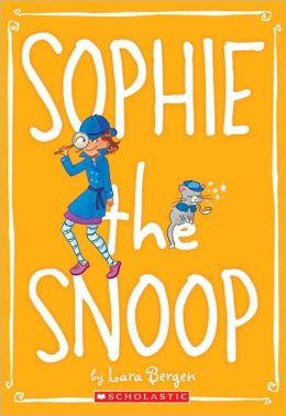 Sophie the Snoop (Sophie Series #5)