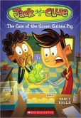 The Case of the Green Guinea Pig (Jack Gets a Clue Series #3)