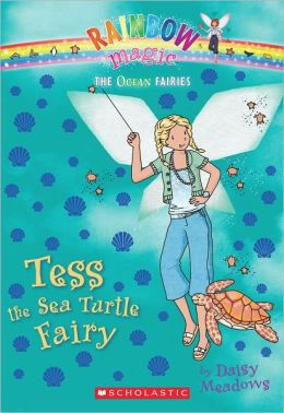 Tess the Sea Turtle Fairy (Ocean Fairies Series #4)