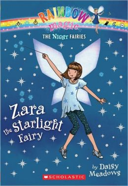 Zara the Starlight Fairy (Night Fairies Series #3)