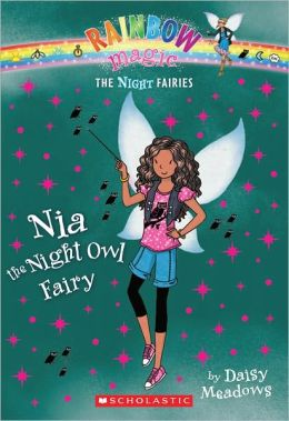 Nia the Night Owl Fairy (Night Fairies Series #5)