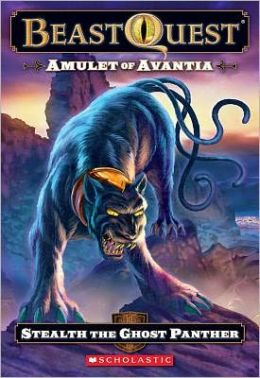 Stealth: The Ghost Panther: Amulet of Avantia (Beast Quest Series #24)
