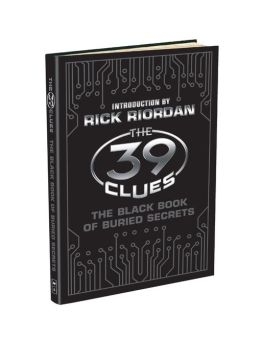 The Black Book of Buried Secrets (The 39 Clues Series)