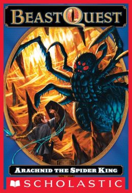 Arachnid: The Spider King (Beast Quest Series #11)