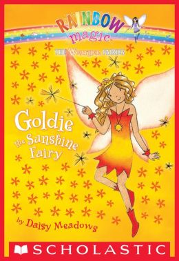 Goldie the Sunshine Fairy (Weather Fairies Series #4)