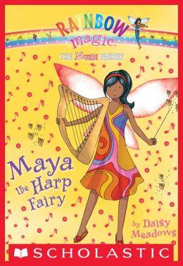 Music Fairies #5: Maya the Harp Fairy