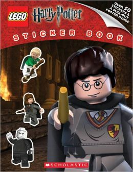 Harry Potter Sticker Book