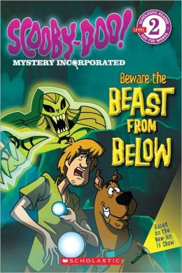 Scooby-Doo Mystery Incorporated: Beware the Beast from Below